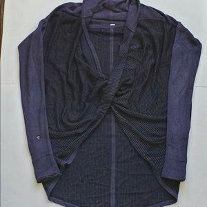 Lululemon Iconic Sweater
